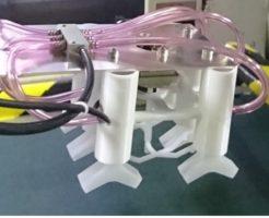 3Dプリンターを使った取出しチャック板